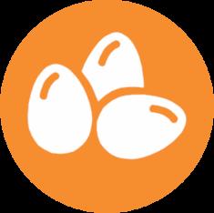 Uova e derivati